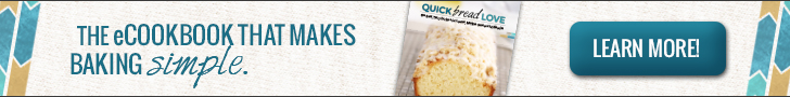 Quick Bread Love eCookbook