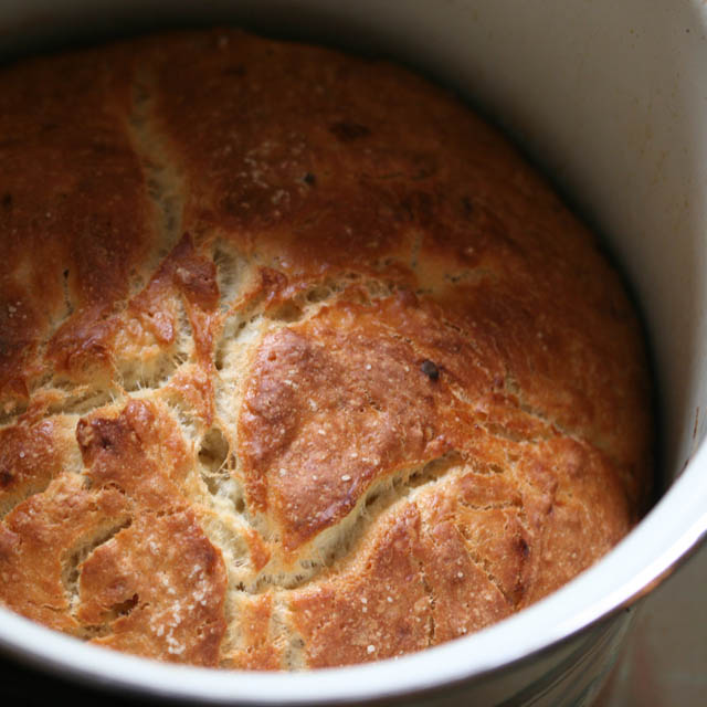 Buttermilk Pot Bread