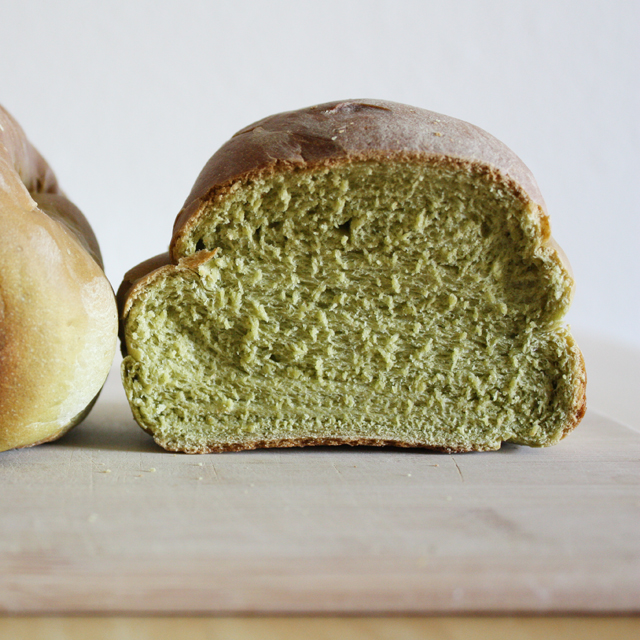 Green Tea Mini Loaves