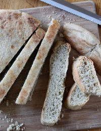 Crock Pot Peasant Bread