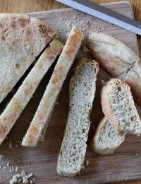 Crock Pot Peasant Bread