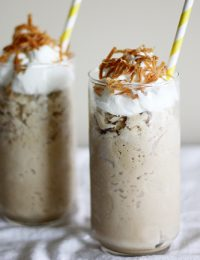 Frozen Thai Iced Coffee