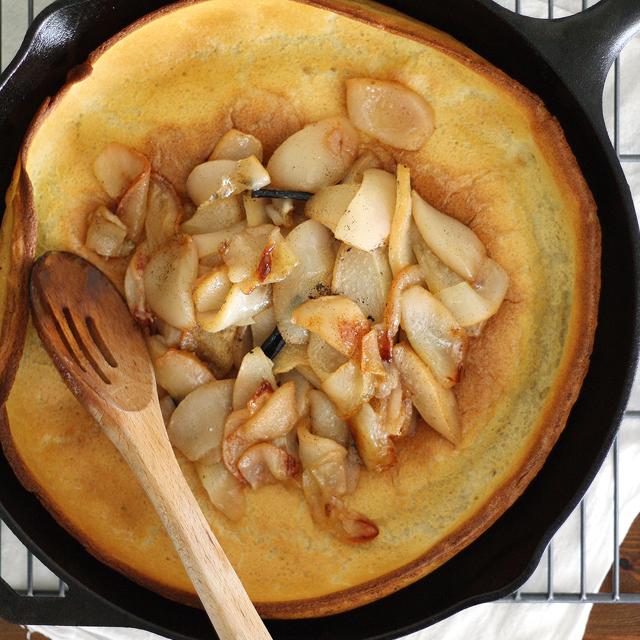 Brown Butter Dutch Baby
