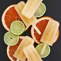 paloma popsicles and fruit