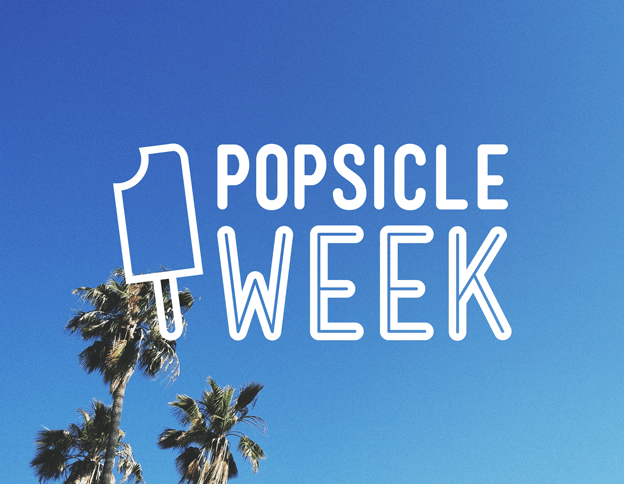popsicles week logo
