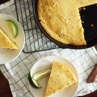 mexican skillet cornbread