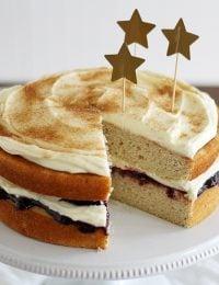 Sugar and Spice Layer Cake