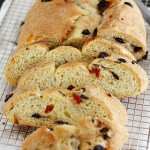 Olive and Sun-Dried Tomato Bread