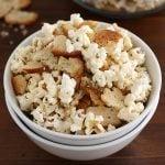 Everything Bagel Popcorn