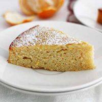 clementine yogurt cake