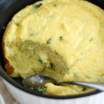 Gluten Free Buttermilk Spoonbread