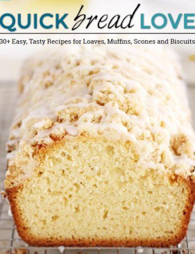 quick bread love ecookbook