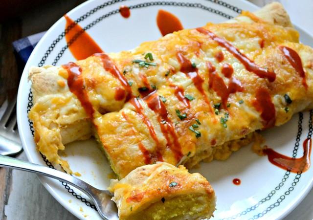 Sweet Corn and Jalapeno Enchiladas_FI
