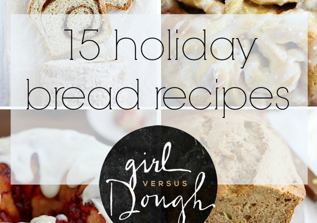 holiday bread recipes