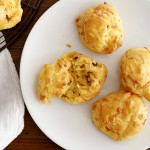 gruyere gougeres