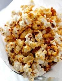 sriracha peanut kettle corn