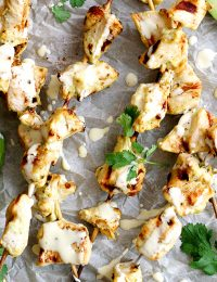 avocado ranch grilled chicken