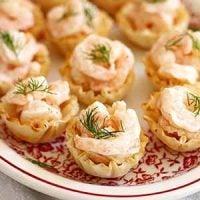 shrimp salad bites
