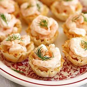 Shrimp Salad Recipe For Phyllo Cups