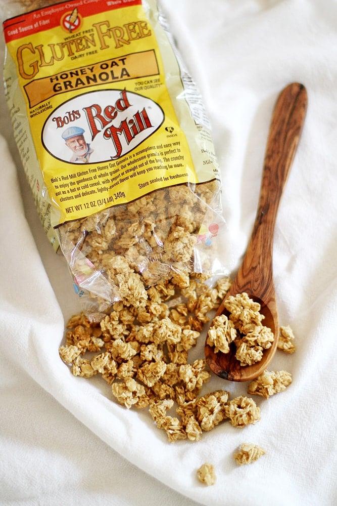 bob's red mill granola