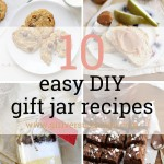 gift jar recipes