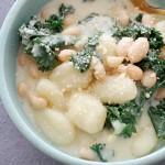 one pot creamy parmesan garlic gnocchi