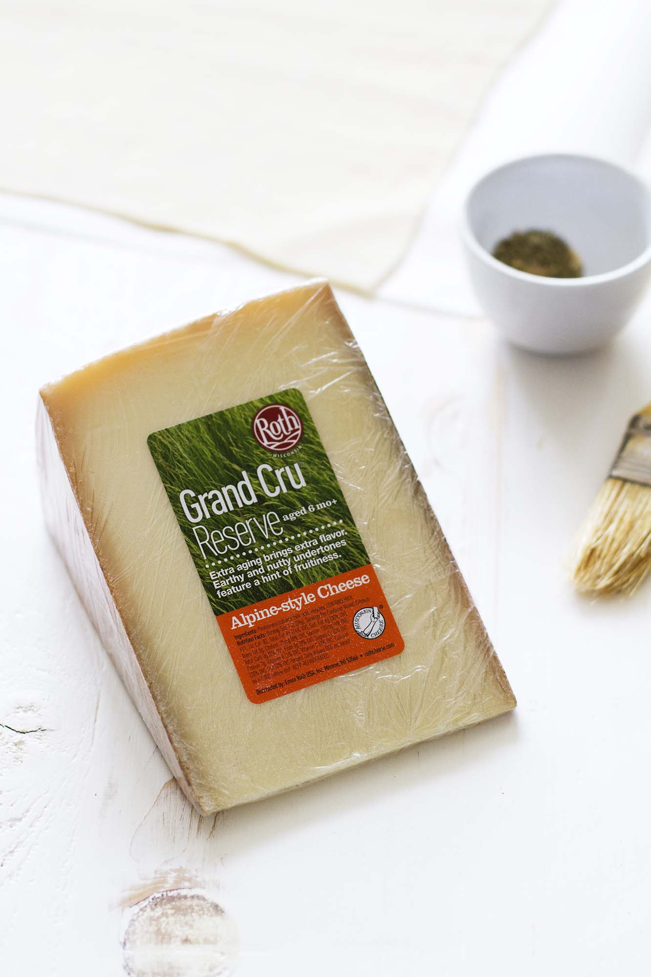 Roth grand cru cheese block