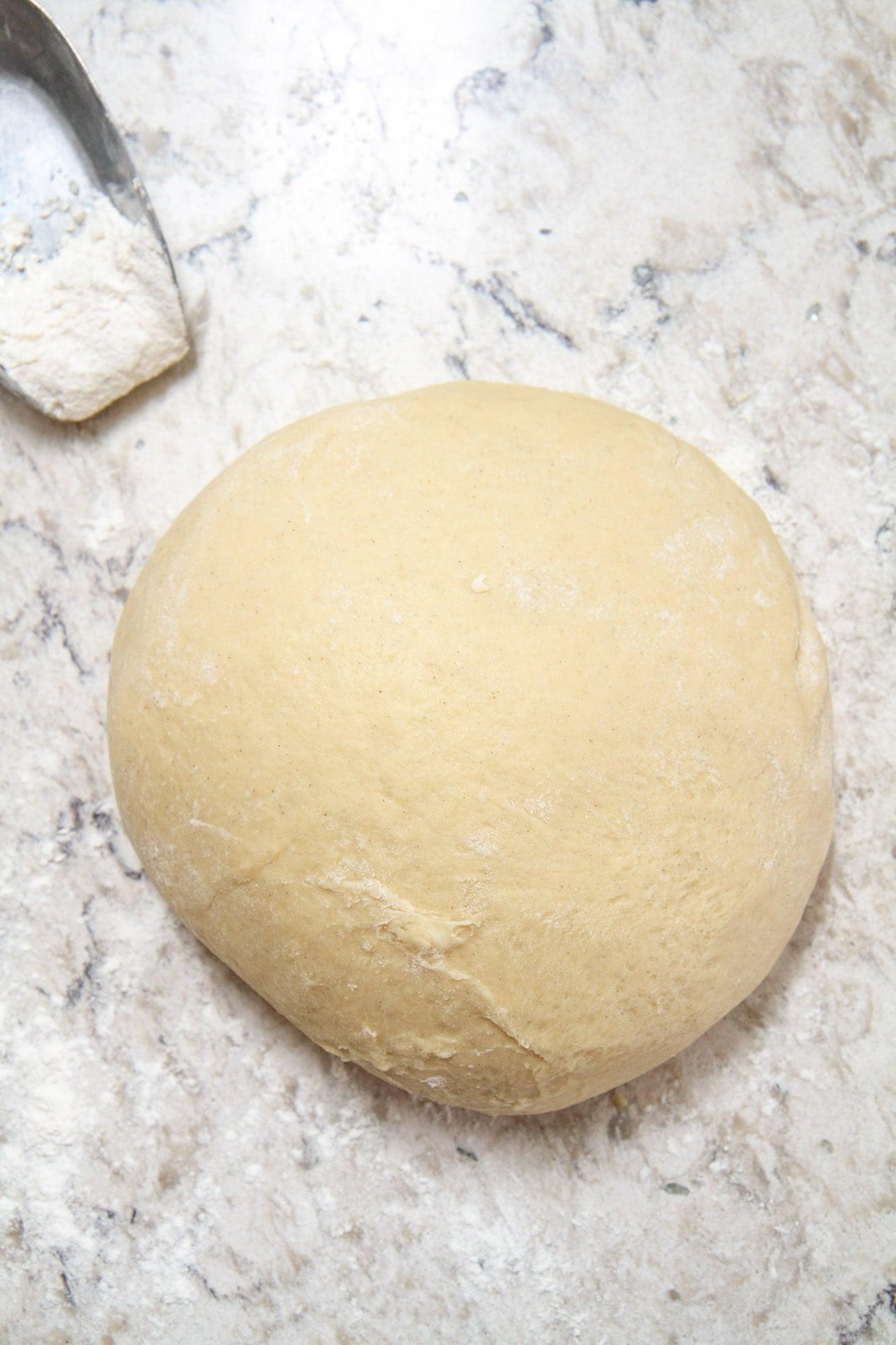 braided cardamom bread finnish pulla dough
