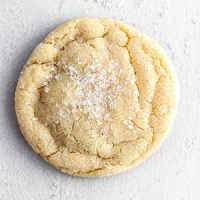 chewy sugar cookie