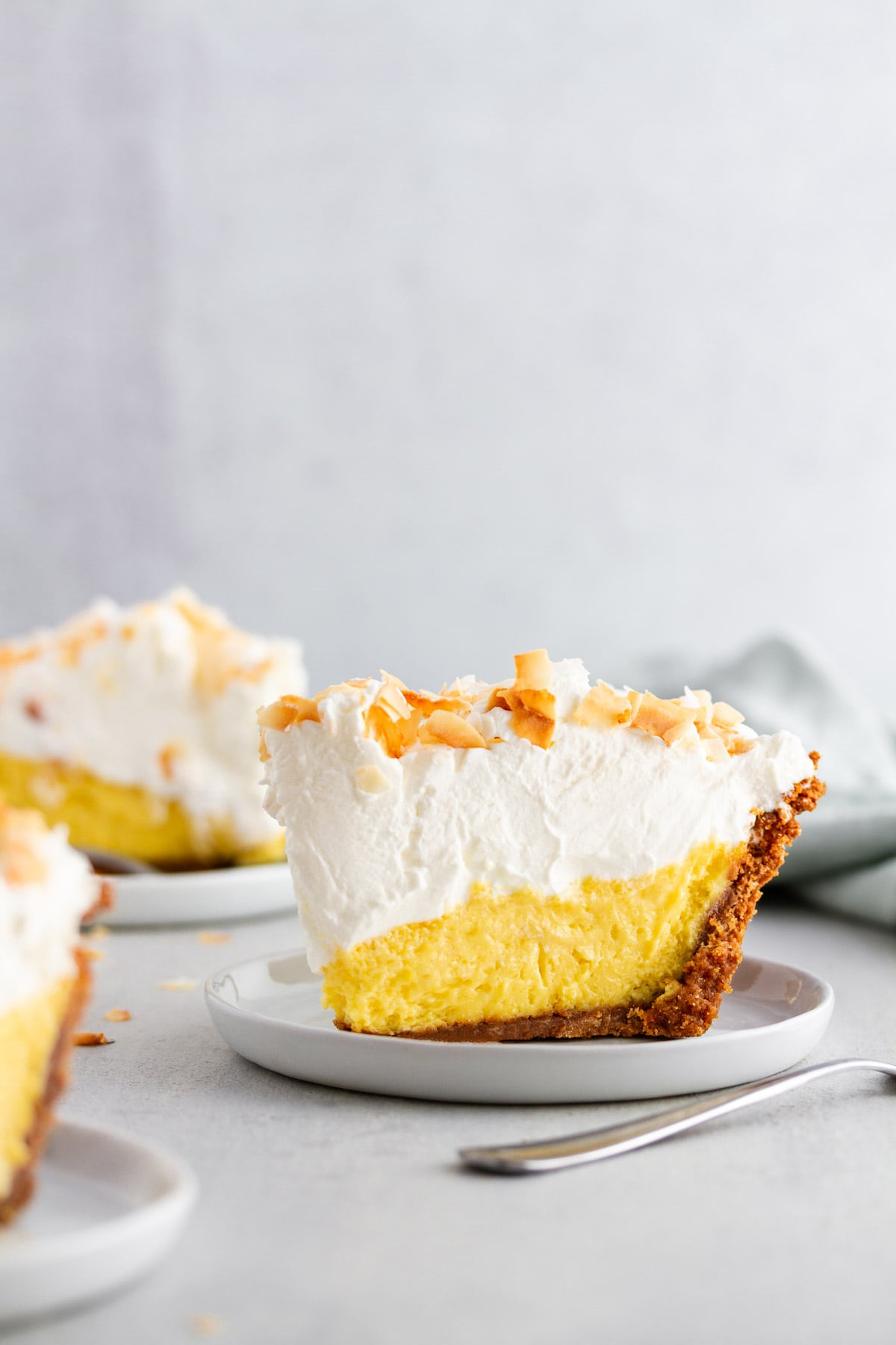 Creamy Mango Pie Recipe Graham Cracker Crust Girl Versus Dough