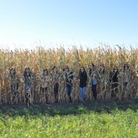 a trip to iowa {iowa cornquest recap}